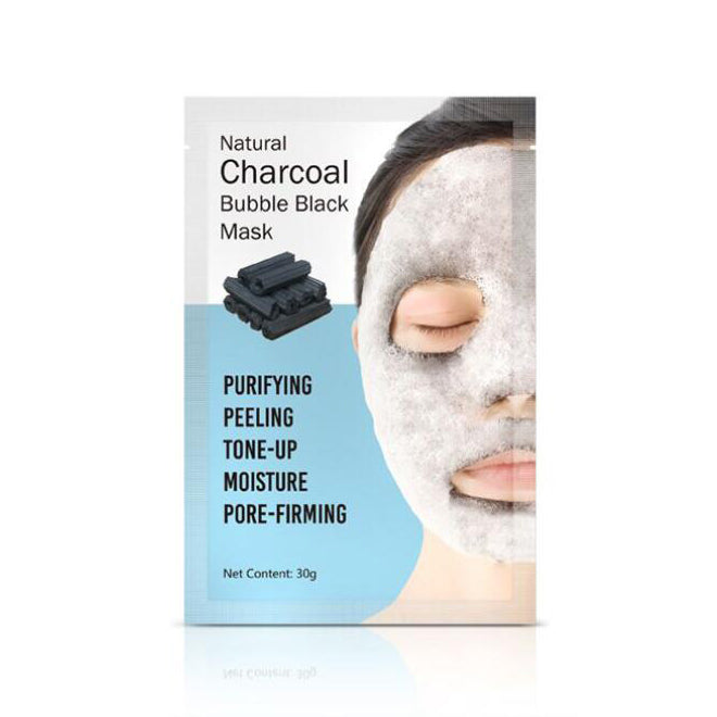 Black bubble mask (Charcoal)