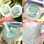 Mini face mask # Green (Dispel Acne and Reduce Acne Marks)