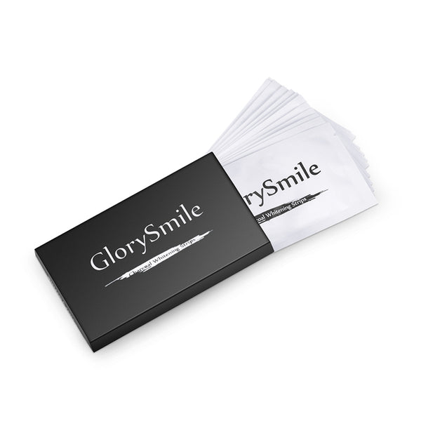 ACTIVATED CHARCOAL TEETH WHITENING STRIPS 14pcs