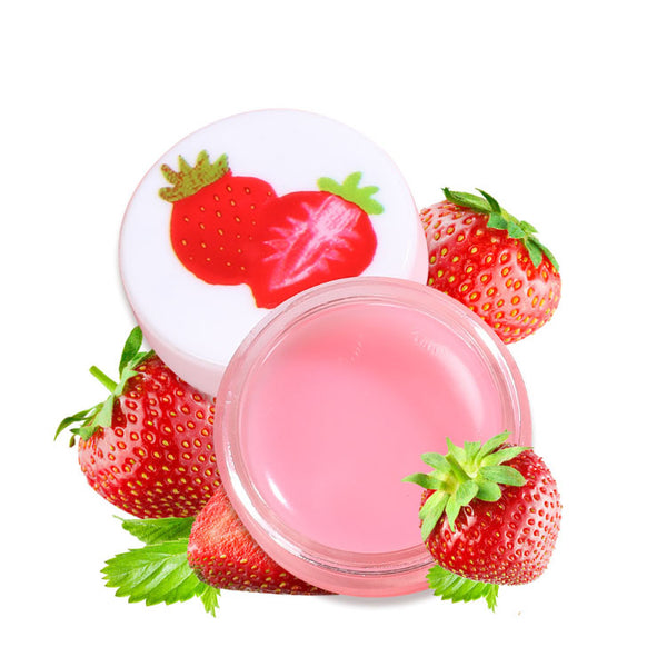 Strawberry Lip Balm - organic