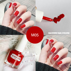 Fruity Nail Polish Color MAXFINE #M05