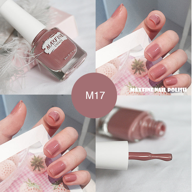 Fruity Nail Polish Color  #M17