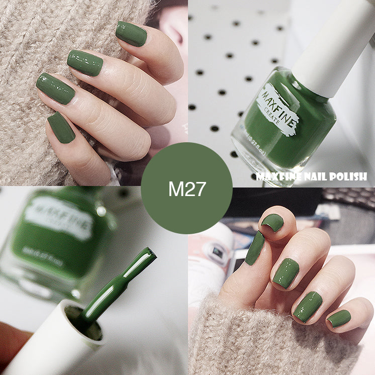 Fruity Nail Polish Color MAXFINE #M27