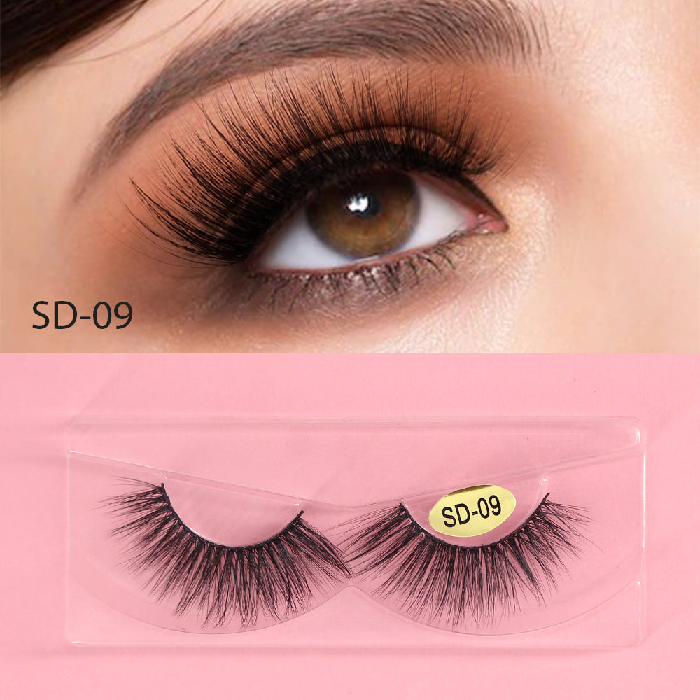 Load image into Gallery viewer, Eyelash extension #SD-09