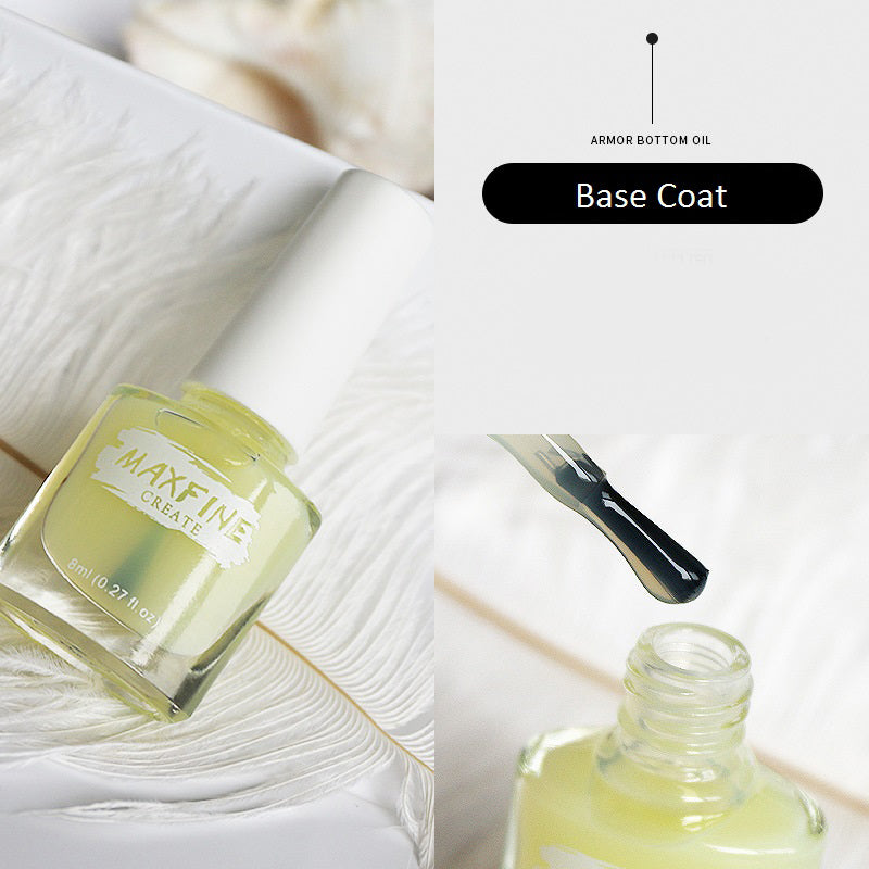 Base coat nail polish