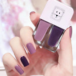 Cutie 2 in1 Nail Polish 2 colors #B29