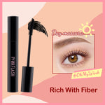Mascara black Rich fiber