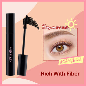 Load image into Gallery viewer, Mascara black Rich fiber