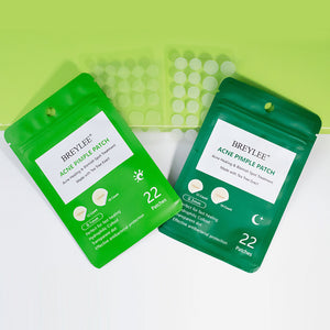 Tea tree acne spot removal patches day and night - 2sheets