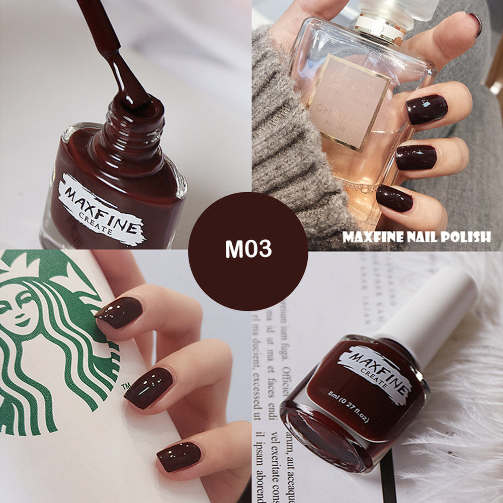 Fruity Nail Polish Color #M03