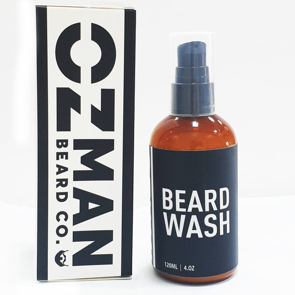 OZMAN Beard Wash 120ml