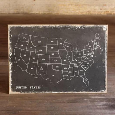 USA Wall Art Canvas