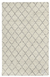 Diamond Looped Wool Ivory