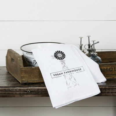 UFD Windmill Dish Towel