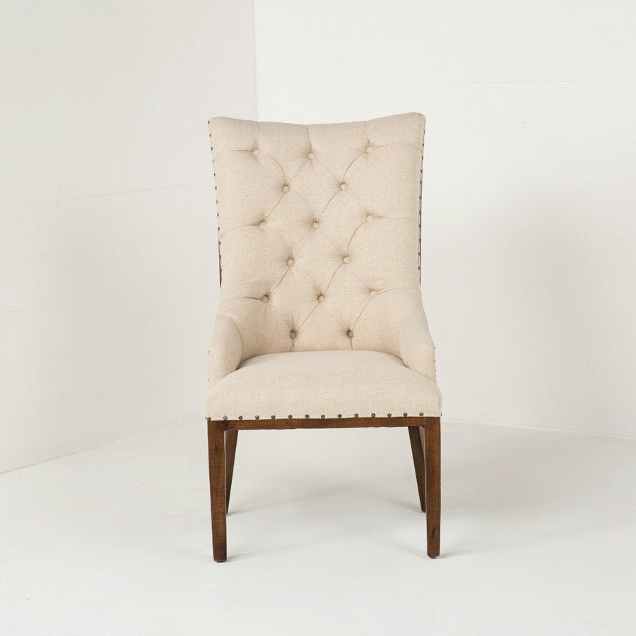 Urban Farmhouse Designs Dearny Arm Chair