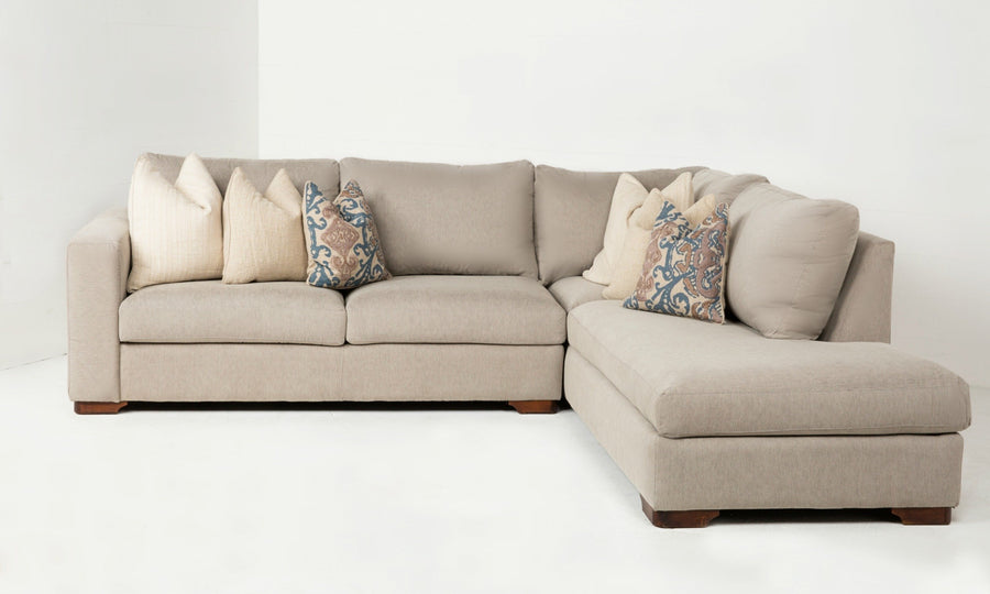 Urban Farmhouse Designs Prescott Sectional