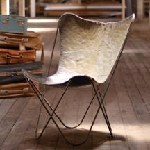 Urban Farmhouse Designs Iron Butterfly Chairs