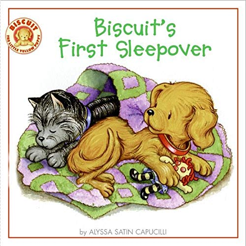 Biscuit First Sleepover