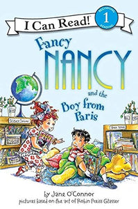 Fancy Nancy The Boy from Paris