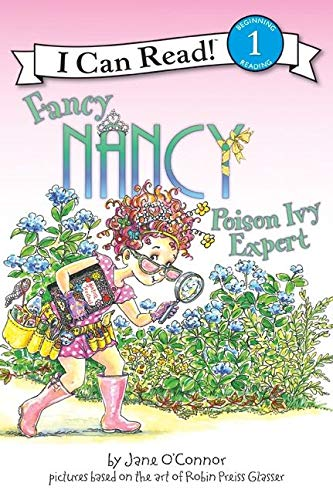 Fancy Nancy Poison Ivy Expert
