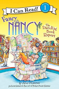 Fancy Nancy Dazzling Book Report