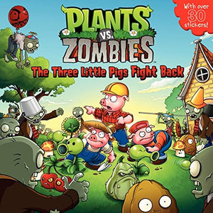 Plants vs. Zombies: Three Little Pigs Fight Back