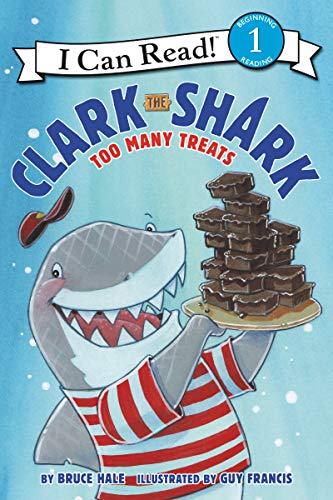 Clark Shark Too Many Treats