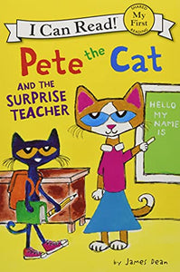 Pete the Cat Surprise Teacher