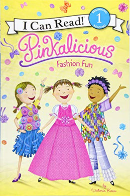 Pinkalicious Fashion Fun