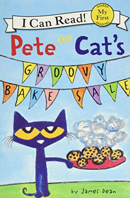 Pete the Cat Groovy Bake Sale