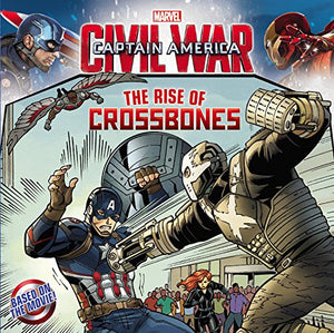 Captain America Avengers Rise of Crossbones