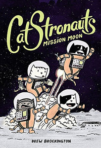 Catstronauts 1: Mission Moon