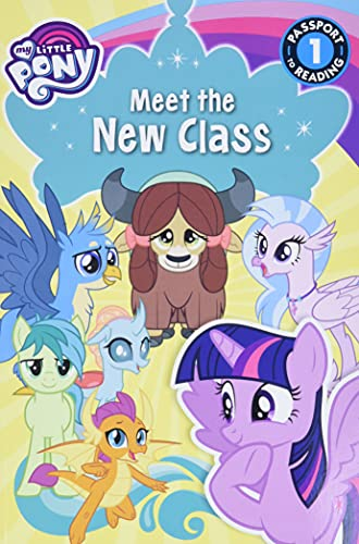 My Little Pony: Meet the New Class
