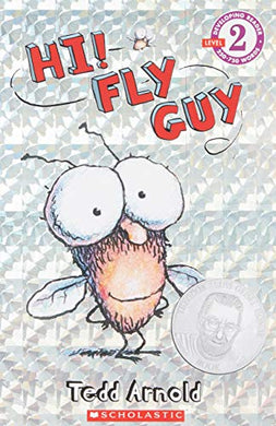 Fly Guy: Hi Fly Guy