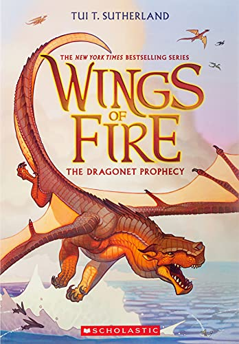 Wings of Fire: #1 Dragonet Prophecy