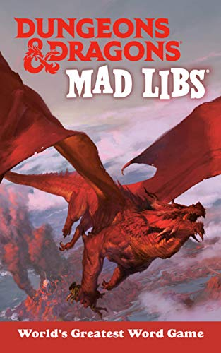 Mad Libs Dungeons & Dragons