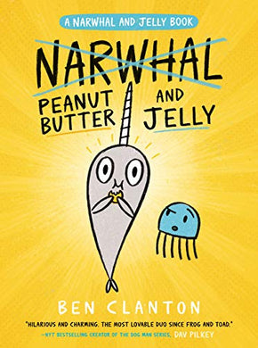 Super Narwhal #3 PB and Jelly