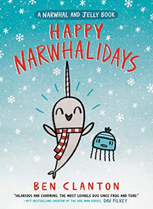 Narwhal and Jelly 5 Happy Narwhalidays