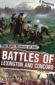 Split History Battles of Lexington Concord