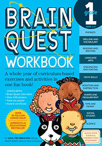 Brain Quest Workbook 1st