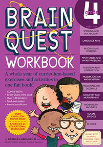 Brain Quest Workbook 4th