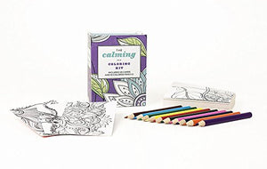 Calming MINI Coloring Kit