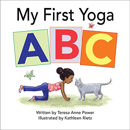 My First Yoga ABC BDBk