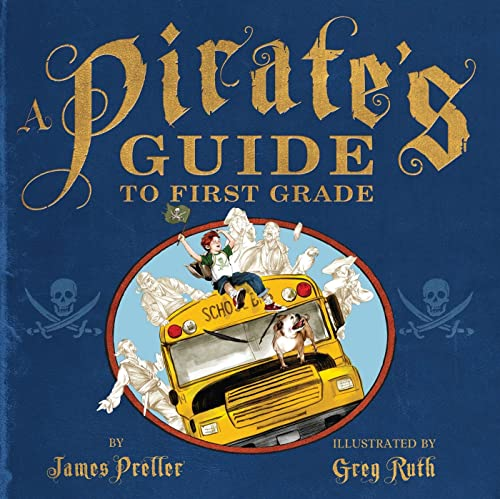 Pirate's Guide First Grade