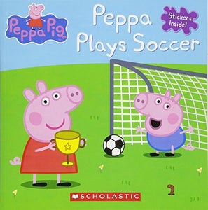 Peppa Pig Plays Soccer