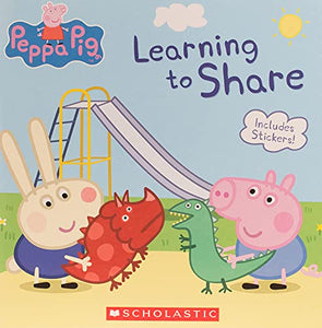 Peppa Pig Learn to Share