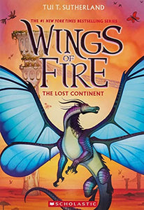 Wings of Fire 11 Lost Continent