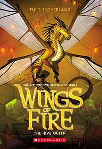 Wings of Fire 12: Hive Queen