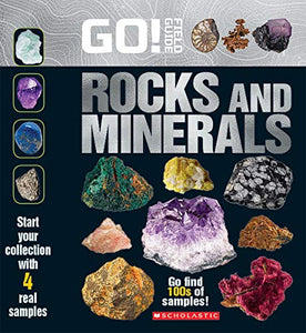 Go! Guide: Rocks and Minerals