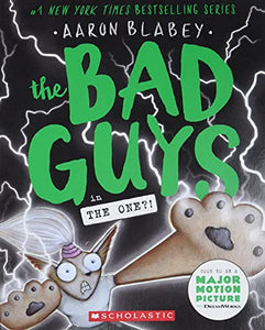 Bad Guys #12 The One